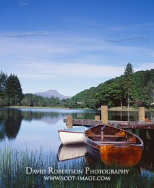 Image - Loch Ard and Ben Lomond, Scotland
