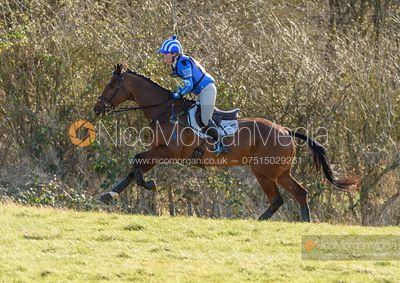 Imogen Murray and IVAR GOODEN. Oasby (1) Horse Trials 2020