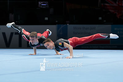 AG 12-18 Men's Pair Belgium - Balance
