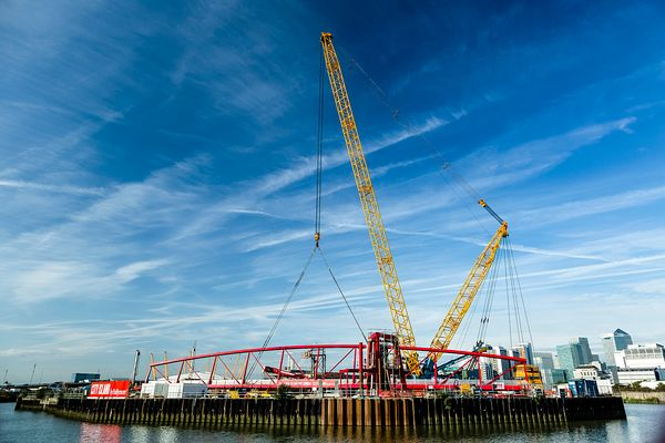 Ballymore Delivers A New Bridge For London
