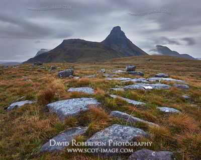 Image - Stac Pollaidh, Inverpolly, Wester Ross, Highland, Scotland
