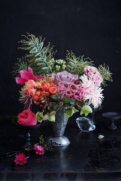 Bouquets for winter