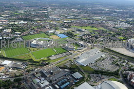 Manchester Football Club Etihad Stadium and Sports Academy Sportcity Eastlands Manchester