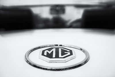 MG Badge Mono