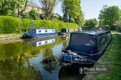 SKIPTON 12B - Narrow Boats, Leeds and Liverpool Canal