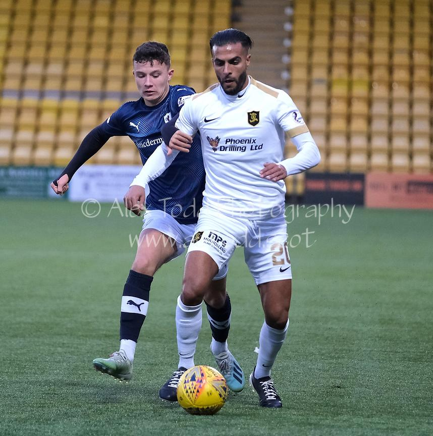 Livingston v Raith Rovers, Scottish Cup, 18 January 2020