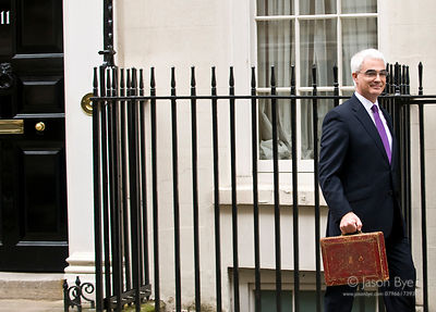 Alistair Darling Budget