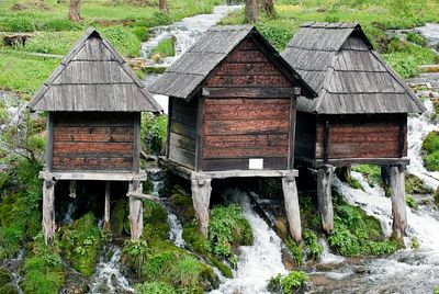Pliva Lakes watermills, Bosnia and Herzegovina