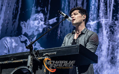 The Script live in Bournemouth