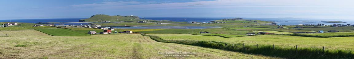 Image - Sumburgh Head and Sumburgh Airport, Shetland
