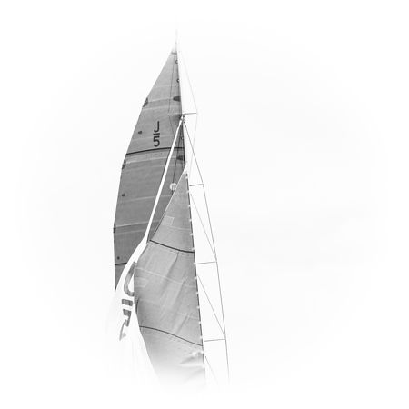 J5 sail abstract I