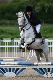 Unaffiliated showjumping. Brook Farm Training Centre. Essex. UK. 05/05/2019. ~ MANDATORY Credit Garry Bowden/Sportinpictures ...