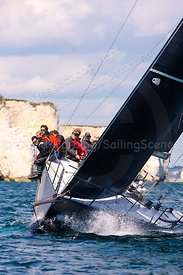 Hooligan VII, GBR741R, Ker 40, Myth of Malham Race 2019, 20190525449