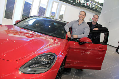 Porsche Centre Preston Launch Night - Lancashire Life