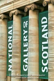 Image - The National Gallery of Scotland, Edinburgh