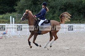 Stapleford Abbotts. United Kingdom. 26 July 2020. Class 13. MANDATORY Credit Ellen Szalai/Sport in Pictures - NO UNAUTHORISED...