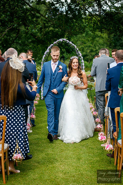 Wedding at Brinsop Court Estate, Hereford, Herefordshire, UK