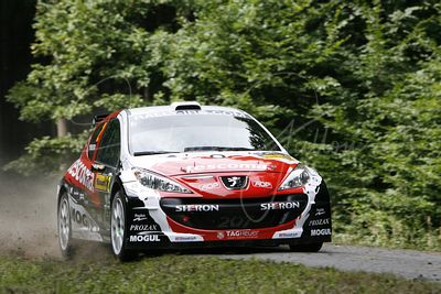 MOTORSPORT/IRC BARUM RALLY