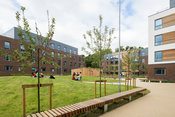 Loughborough University Active Landscape | Client: Colour