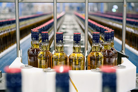 Aquavit being produced at Arcus