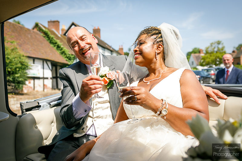 Wedding at Somerford Hall, Staffordshire, UK