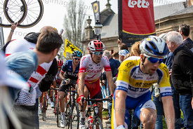 The Cyclist Cyril Lemoine - Tour of Flanders 2019