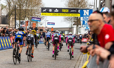 The Juniors Peloton - Tour of Flanders 2019