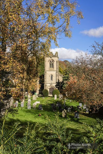 STAINFORTH 12B - St Mary's Church
