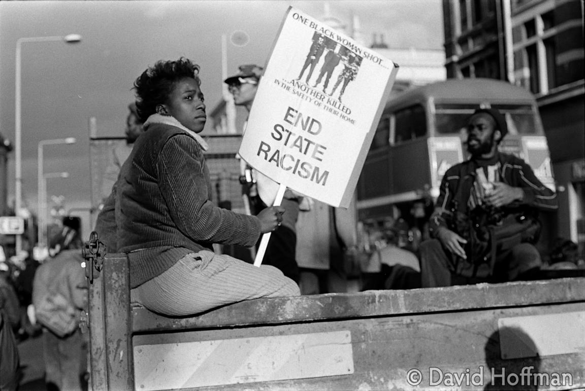 Black People's Day of Action, London 11 November 1985.