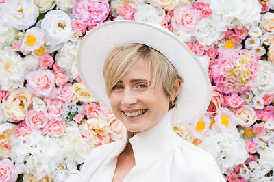 Tessa James celebrates Royal Ascot with Longines