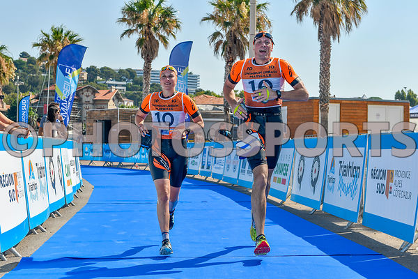 SWIMRUN MARSEILLE 2019