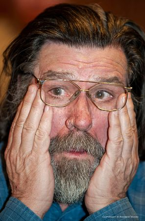 RICKY TOMLINSON & SHREWSBURY PICKETS, MARCH 2009