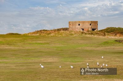 WALNEY ISLAND 40C - Fort Walney Pillbox