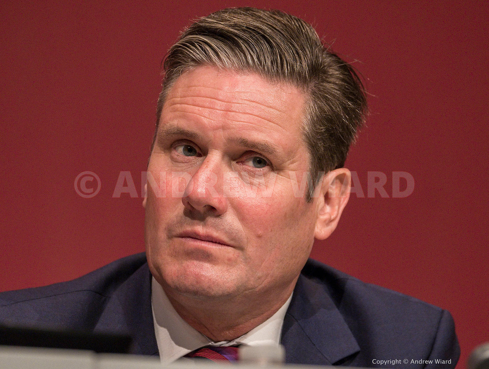 Sir Keir Starmer, elected leader of the Labour Party in April 2020.