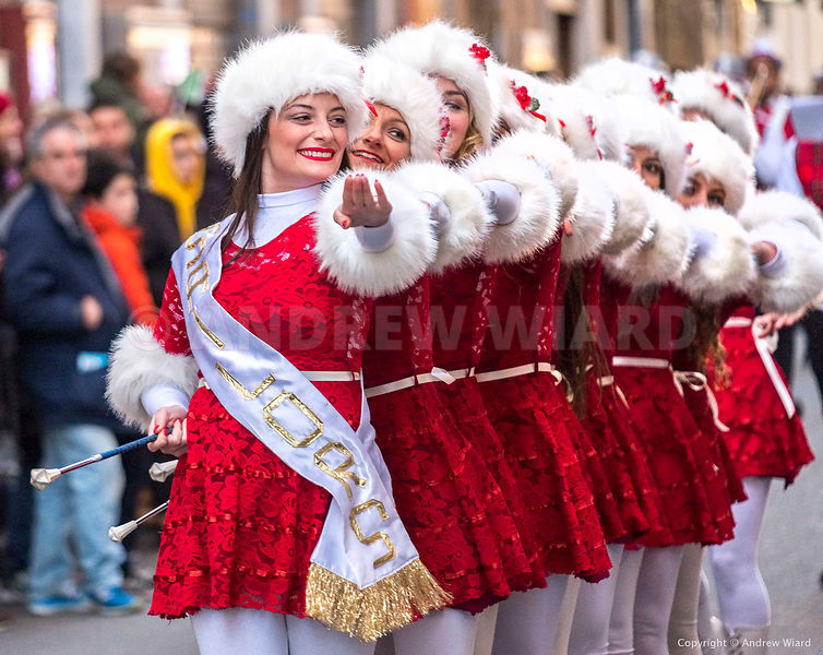 New Year's Day Parades