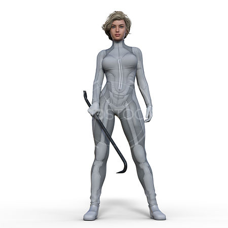 CG-figure-sci-girl-grey-neostock-17