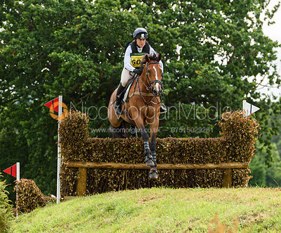Pippa Funnell and MAJAS HOPE - Aston Le Walls Horse Trials 2019.
