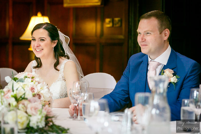 Wedding at Whitley Hall, Sheffield, South Yorkshire, UK