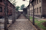 Auschwitz Concentration Camp, Poland 1996