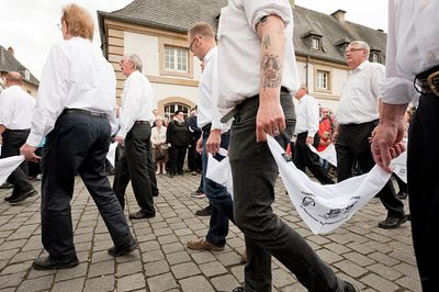Dancing Procession of Echternach, Luxembourg