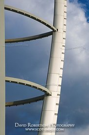 Image - Glasgow Tower, Glasgow Science Centre, Scotland.
