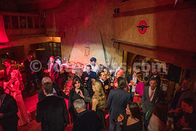 Cresta Club Coppa d'Italia at the Dracula Club in St.Moritz, Switzerland