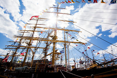 The Tall Ships Race 2013 Helsinki