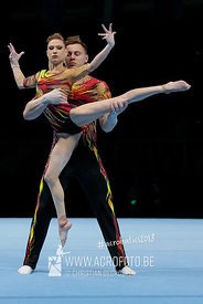 WCH Mixed Pair Qualification Russian Federation - Dynamic
