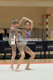 Roelandt Yenne & Marx Esther (Recrea - 9-14 jaar duo's)