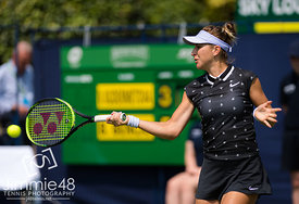 Nature Valley International 2019, Tennis, Eastbourne, Great Britain - June 25