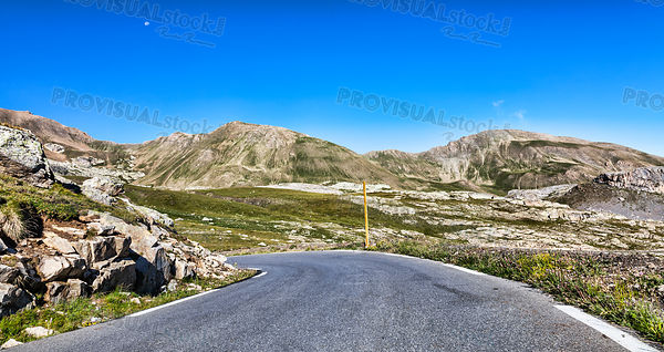 High Altitude Road