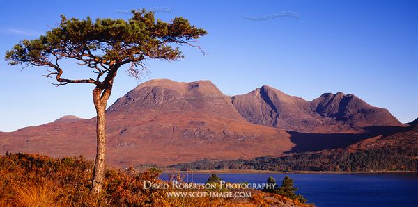 Image - Beinn Alligin Panorama, Torridon, Scotland