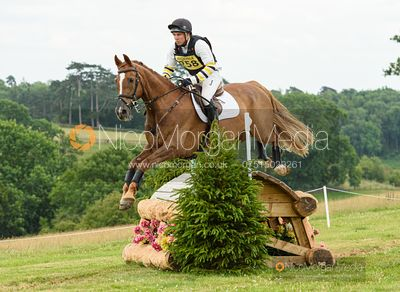 Sam Griffiths and BILLY LIFFY - Upton House Horse Trials 2019.