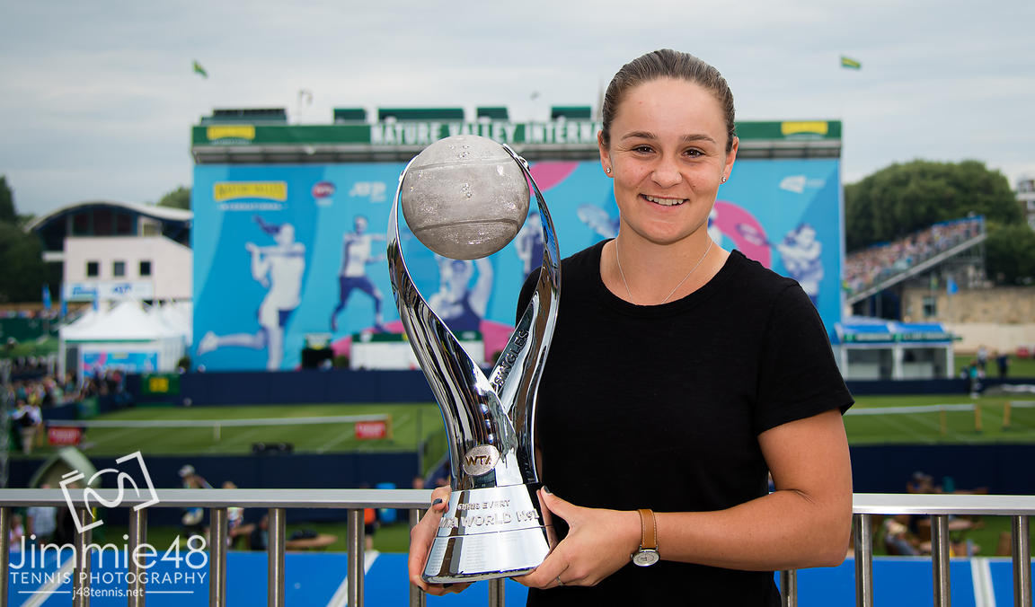 Nature Valley International 2019, Tennis, Eastbourne, Great Britain - June 24